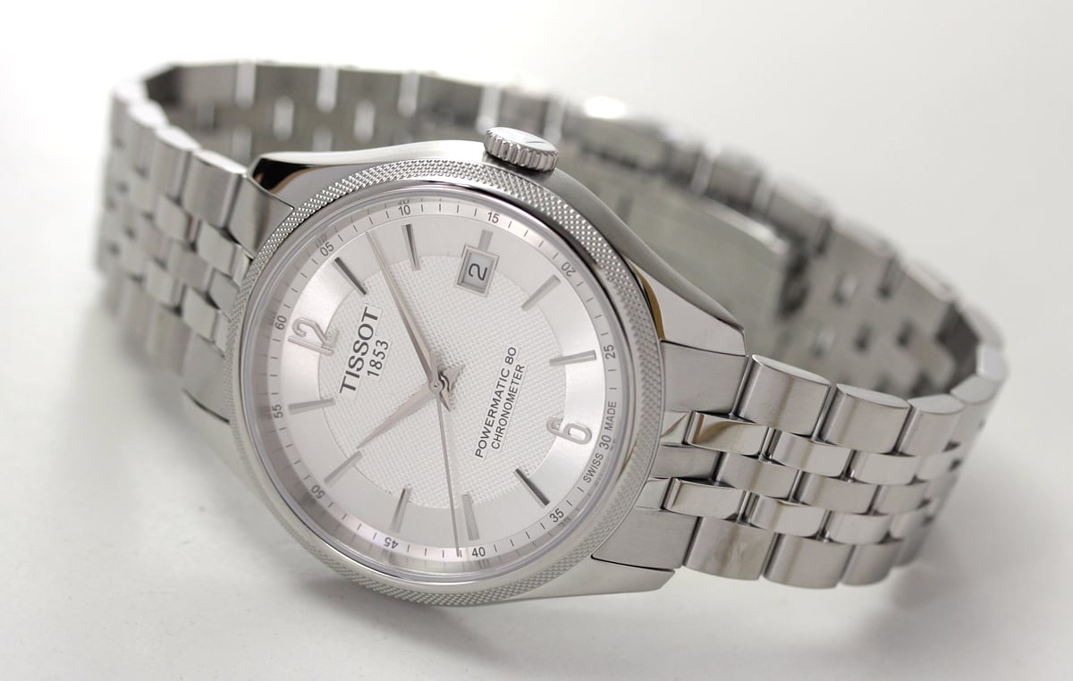 TISSOT(ティソ) Ballade Automatic (バラード オートマティック)腕時計 t1084081103700