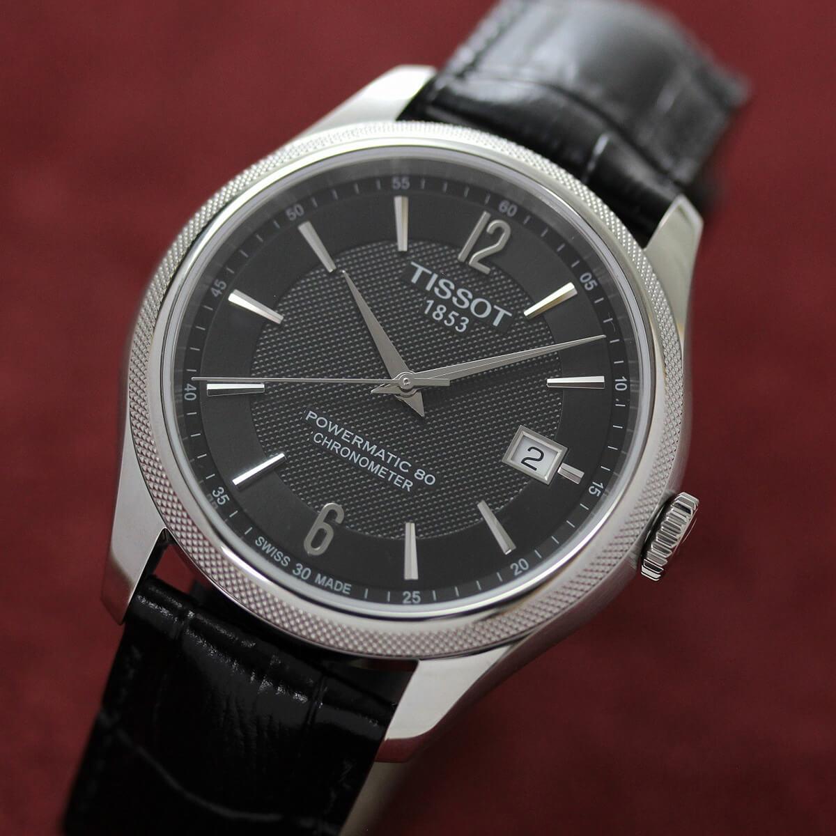 TISSOT(ティソ) Ballade Automatic (バラード オートマティック)腕時計 t1084081605700