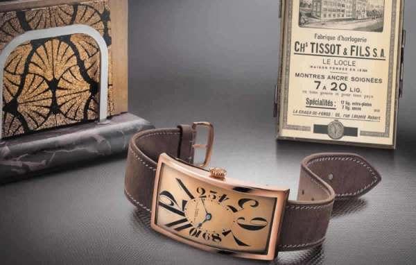 ティソ100年の歴史を刻む美しきドレッシーウォッチ