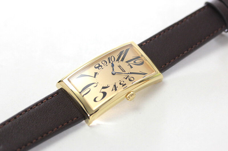 ティソ ヘリテージ バナナ 腕時計