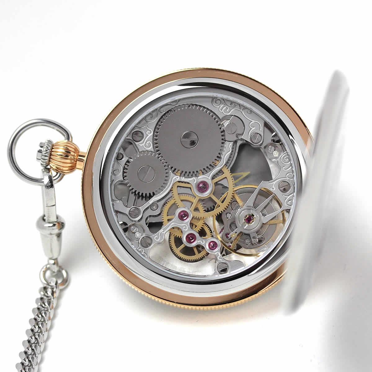 TISSOT 懐中時計 手巻き式