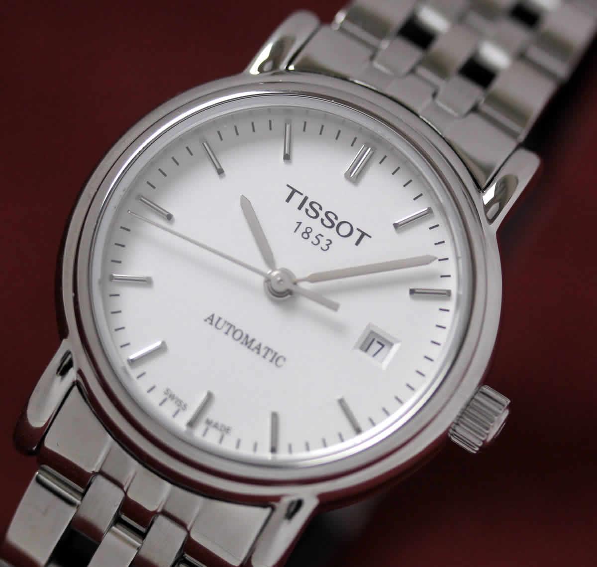 ティソ 女性用 腕時計