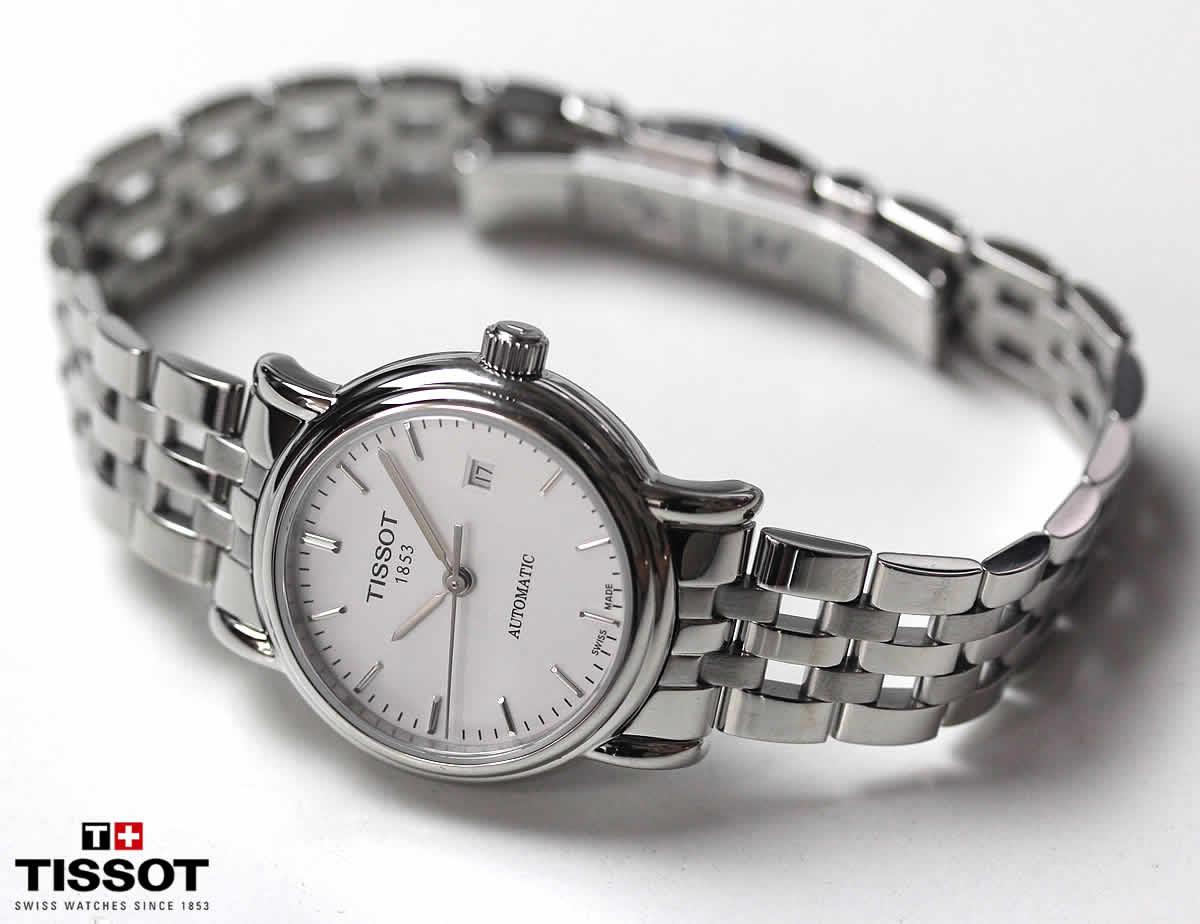 ティソ TISSOT 女性用 腕時計