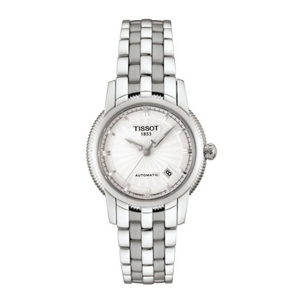 TISSOT(ティソ) T-CLASSIC BALLADE III レディース 自動巻き 腕時計 T97.1.183.31