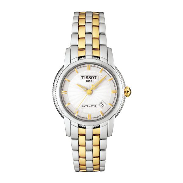 TISSOT(ティソ) T-CLASSIC BALLADE III レディース 自動巻き 腕時計 T97.2.183.31