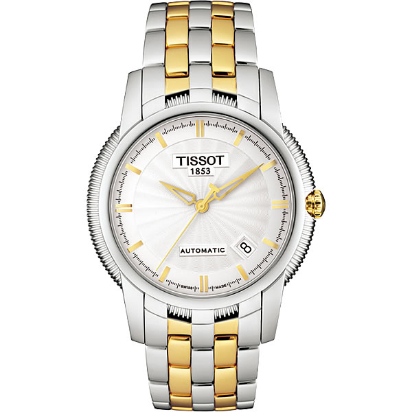 ティソ(TISSOT)/BRIDGE-PORT/オートマティック/腕時計/メンズ/T97.2.483.31