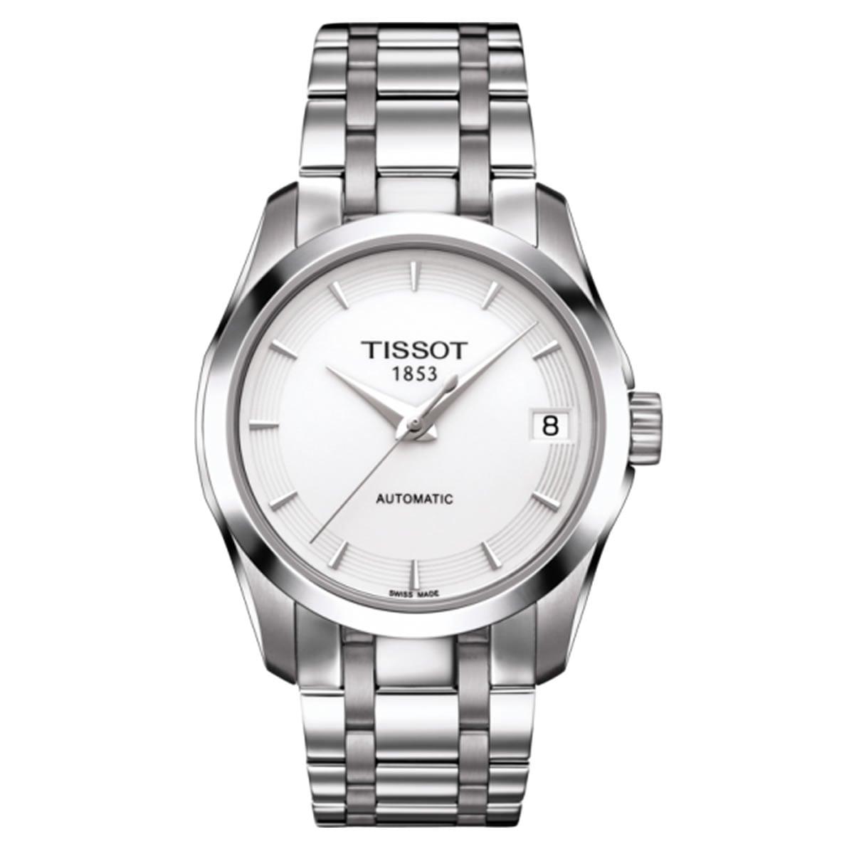 Tissot(ティソ) Couturier(クチュリエ )t0352071101100