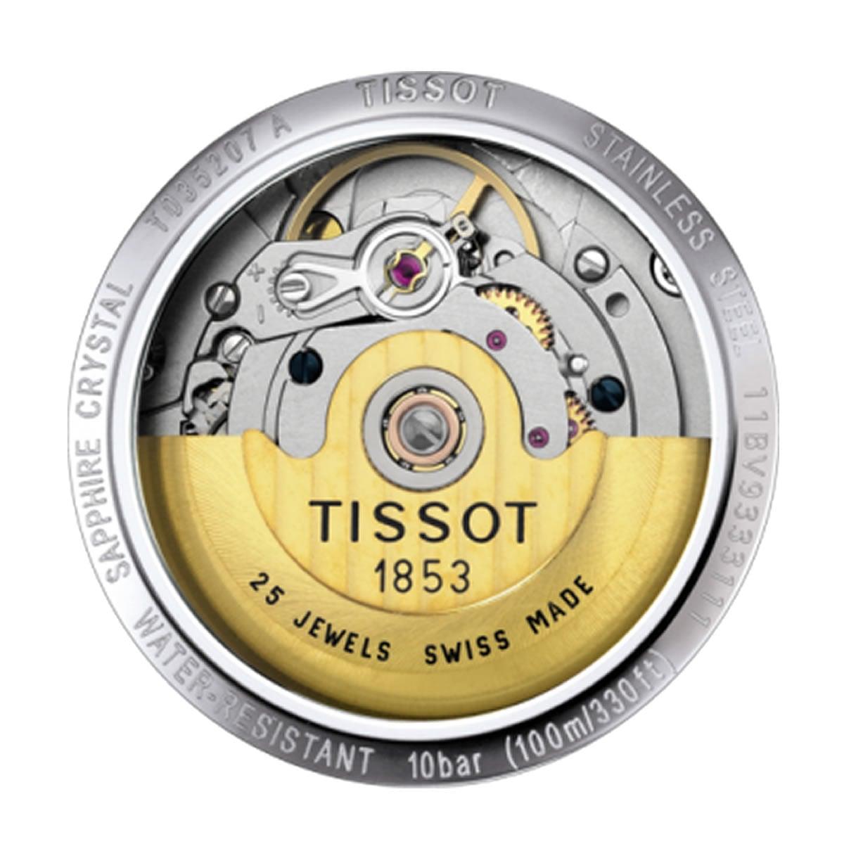 スイス製自動巻きムーブメントETA 2824-2 t0352071101100