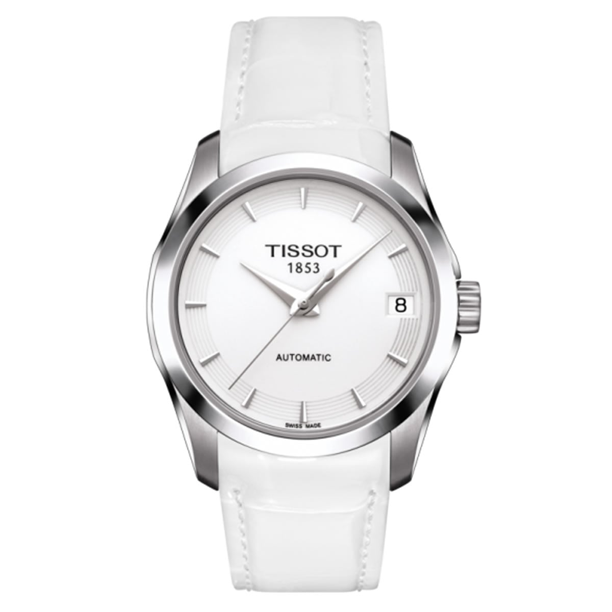 Tissot(ティソ) Couturier(クチュリエ )t0352071601100