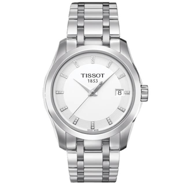 Tissot(ティソ) Couturier(クチュリエ )t0352101101600