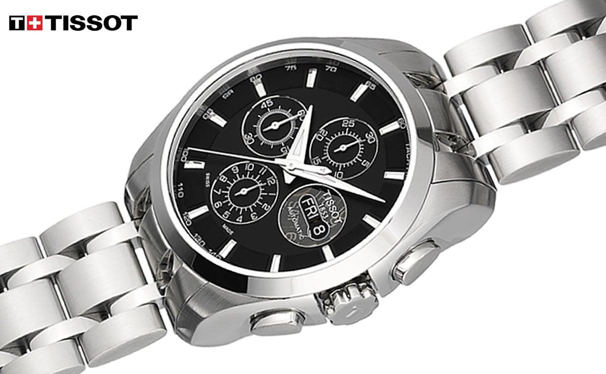 Tissot(ティソ) Couturier(クチュリエ )t0356141105100