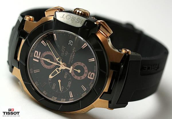 自動巻きティソ オートマティック腕時計