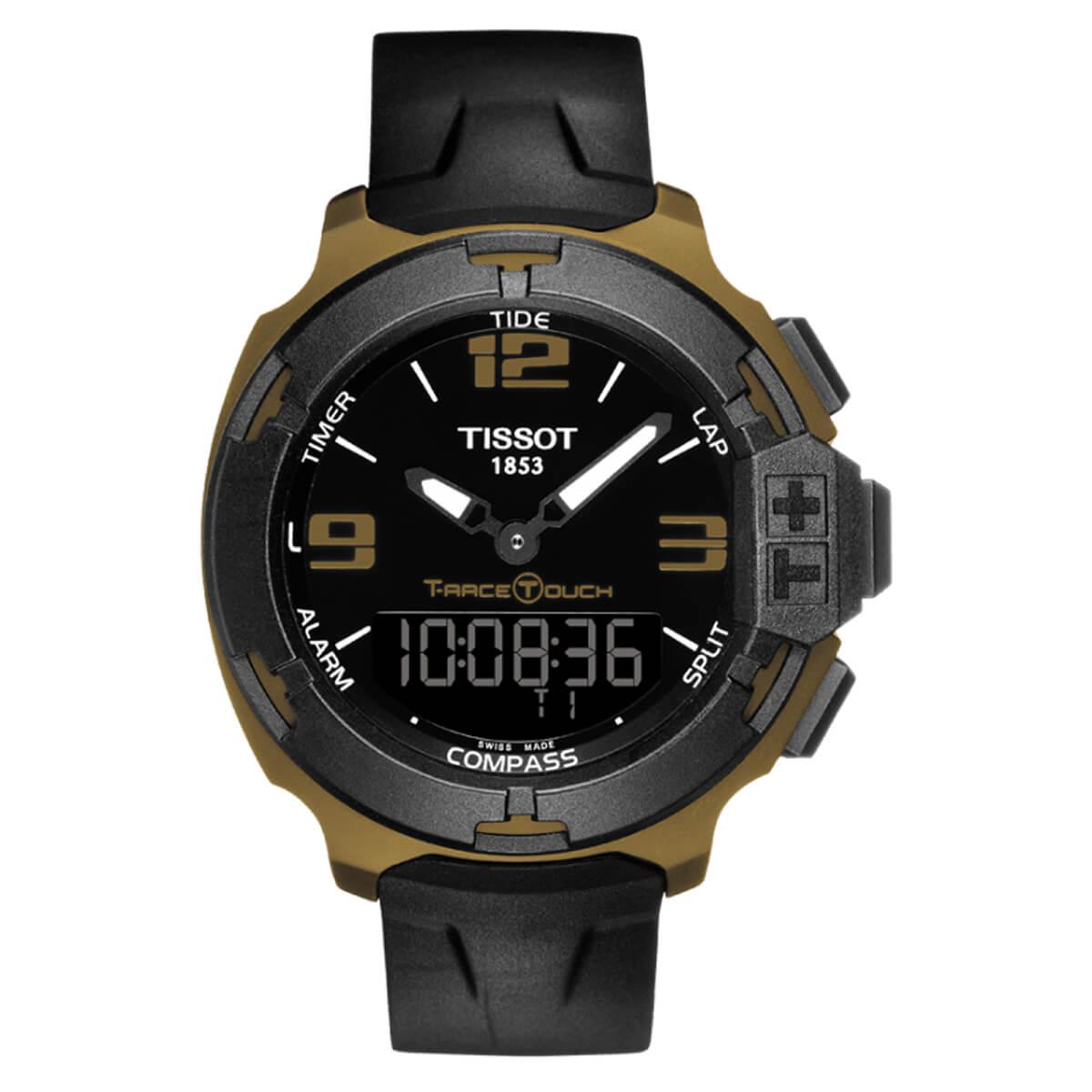 TISSOT T-RACE TOUCH ALUMINIUM T081.420.97.057.06 腕時計 T-タッチ