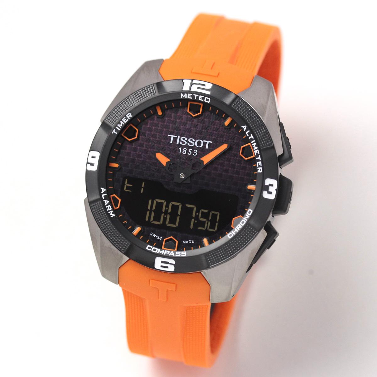 Tissot(ティソ)T-TOUCH EXPERT SOLAR(T-タッチ エキスパート・ソーラー )T091.420.47.051.01