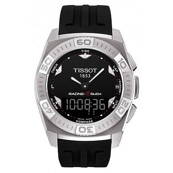 TISSOT RACING-TOUCH(ティソ・レーシングタッチ) T002.520.17.051.00
