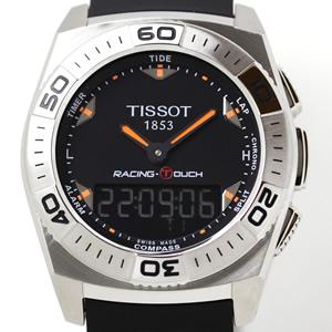 TISSOT ティソ 腕時計 タッチセンサー