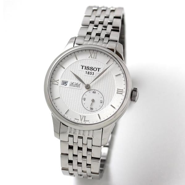 ティソ ル・ロックル 自動巻き腕時計