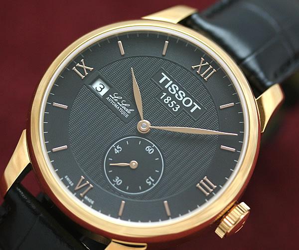 ティソ TISSOT ル・ロックル腕時計