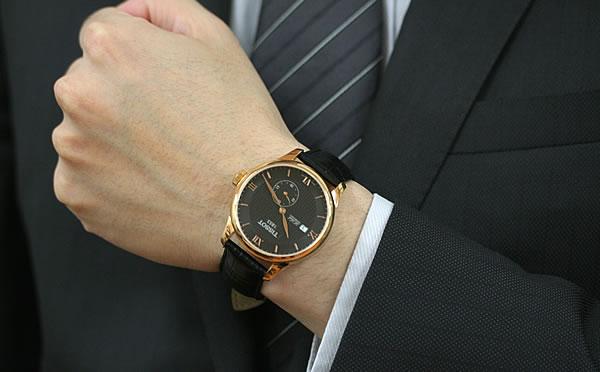 スーツに似合う腕時計