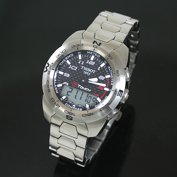 Tissot T-Touch T0134204420200