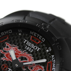 TISSOT ティソ T-TOUCH t0134204720101