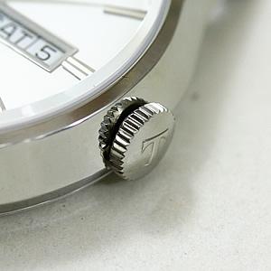 TISSOT ティソ 腕時計   リューズ
