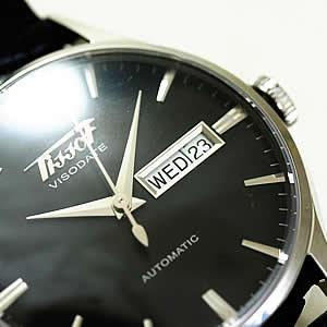 TISSOT ティソ 腕時計 自動巻き デイデイトカレンダー