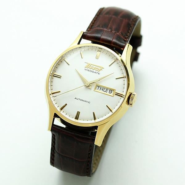 TISSOT ティソ 腕時計 自動巻き ETA社製ムーブメント搭載