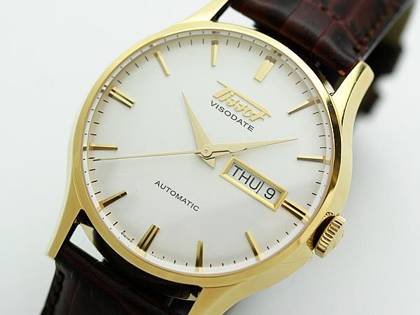 TISSOT ティソ オートマティック 腕時計 ヴィソデイト ETA2836