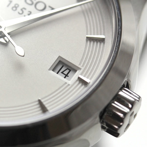 t0352101601100 ティソ TISSOT クチュリエ 腕時計 デイトカレンダー