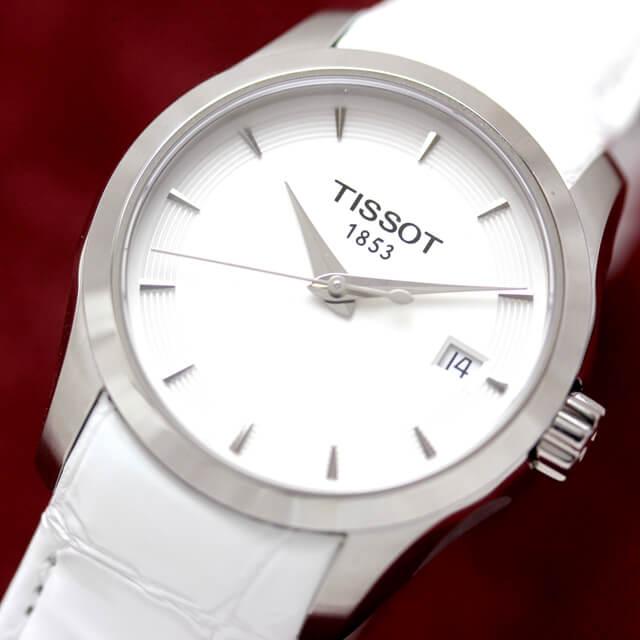 t0352101601100 ティソ TISSOT クチュリエ 腕時計 電池式