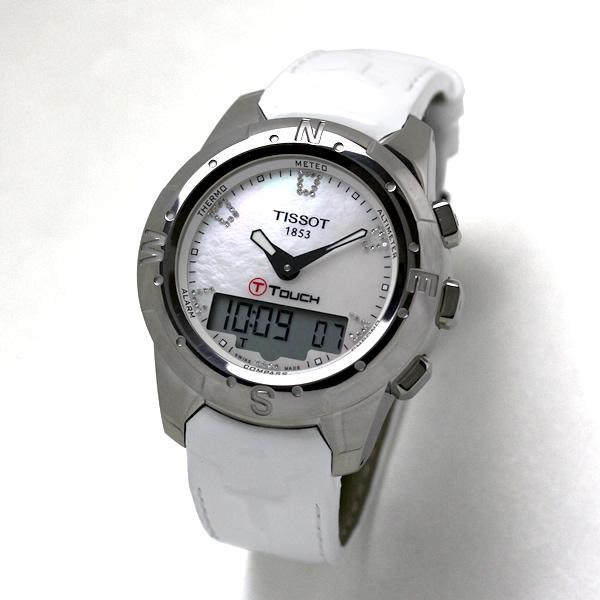 TISSOT ティソ T-TOUCH2 腕時計 タッチパネル式操作