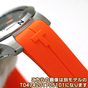 TISSOT ティソ 腕時計 ラバーベルト