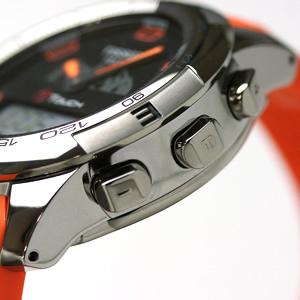 TISSOT ティソ T-TOUCH2 腕時計 風防・サファイアクリスタル