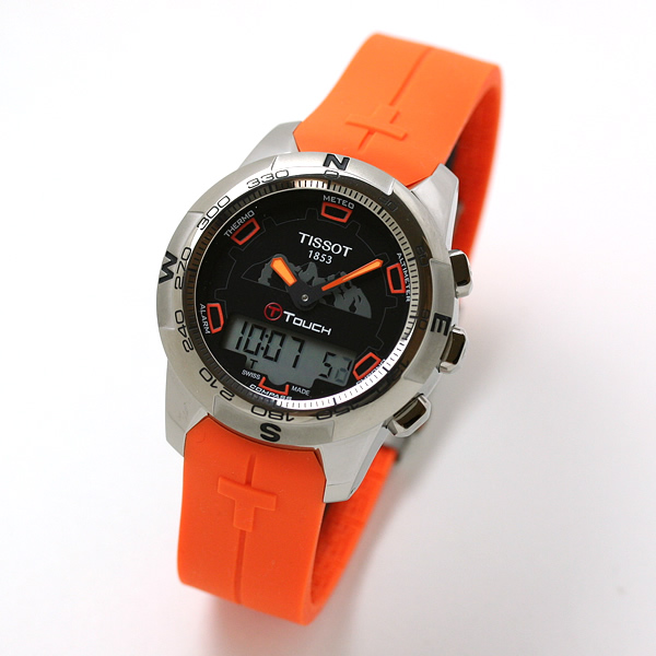 TISSOT ティソ T-TOUCH2 腕時計