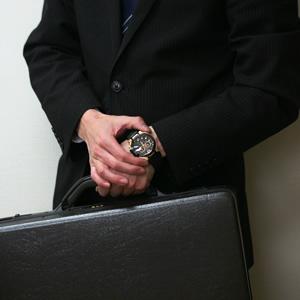 TISSOT ティソ  腕時計 正美堂男性スタッフ着用