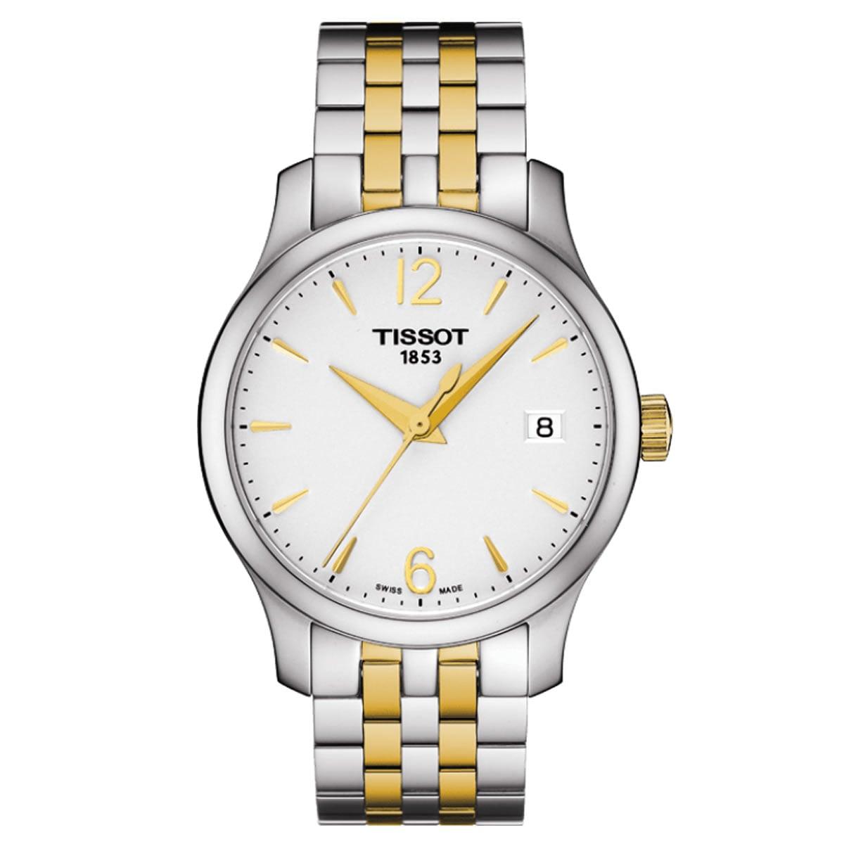 Tissot(ティソ) TRADITION  (トラディション )t0632102203700