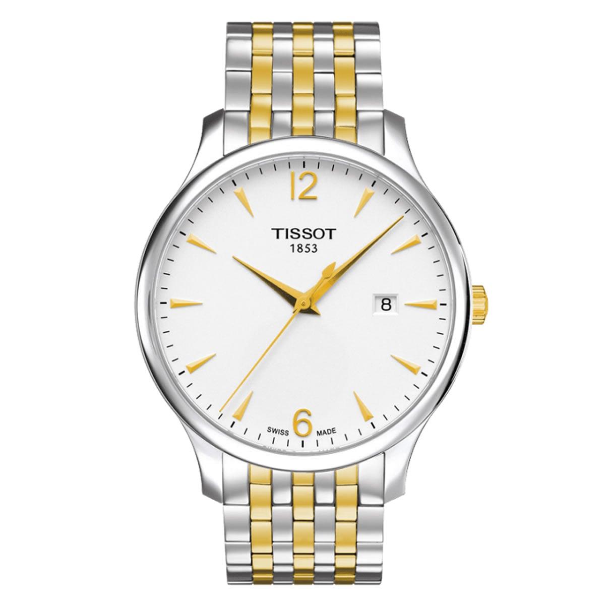 Tissot(ティソ) TRADITION  (トラディション )t0636102203700