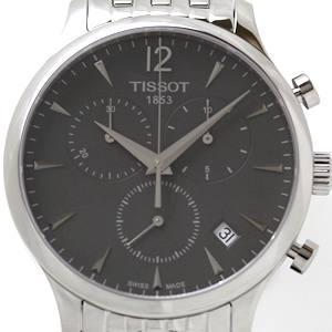 ティソ腕時計 T063.617.11.067.00 風防はサファイアクリスタル・ガラス