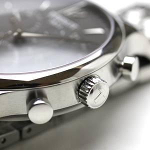 ティソ腕時計 T063.617.11.067.00 リューズと ボタン