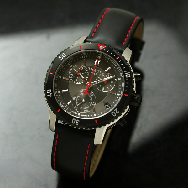 TISSOT ティソ ダイバーズ 腕時計 クロノグラフ t067.417.26.051.00