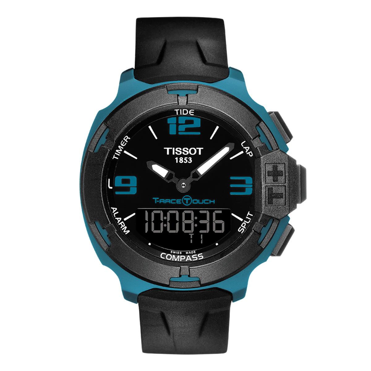 Tissot(ティソ)T-RACE TOUCH ALUMINIUM(T-レース タッチ アルミニウム )T081.420.97.057.04