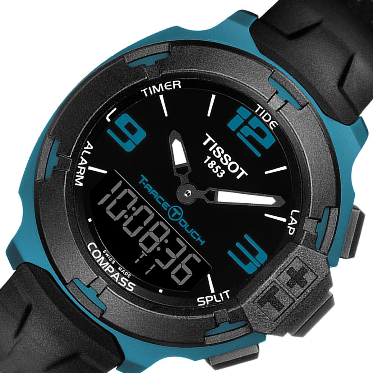 Tissot(ティソ)T-レース タッチ アルミニウム T081.420.97.057.04