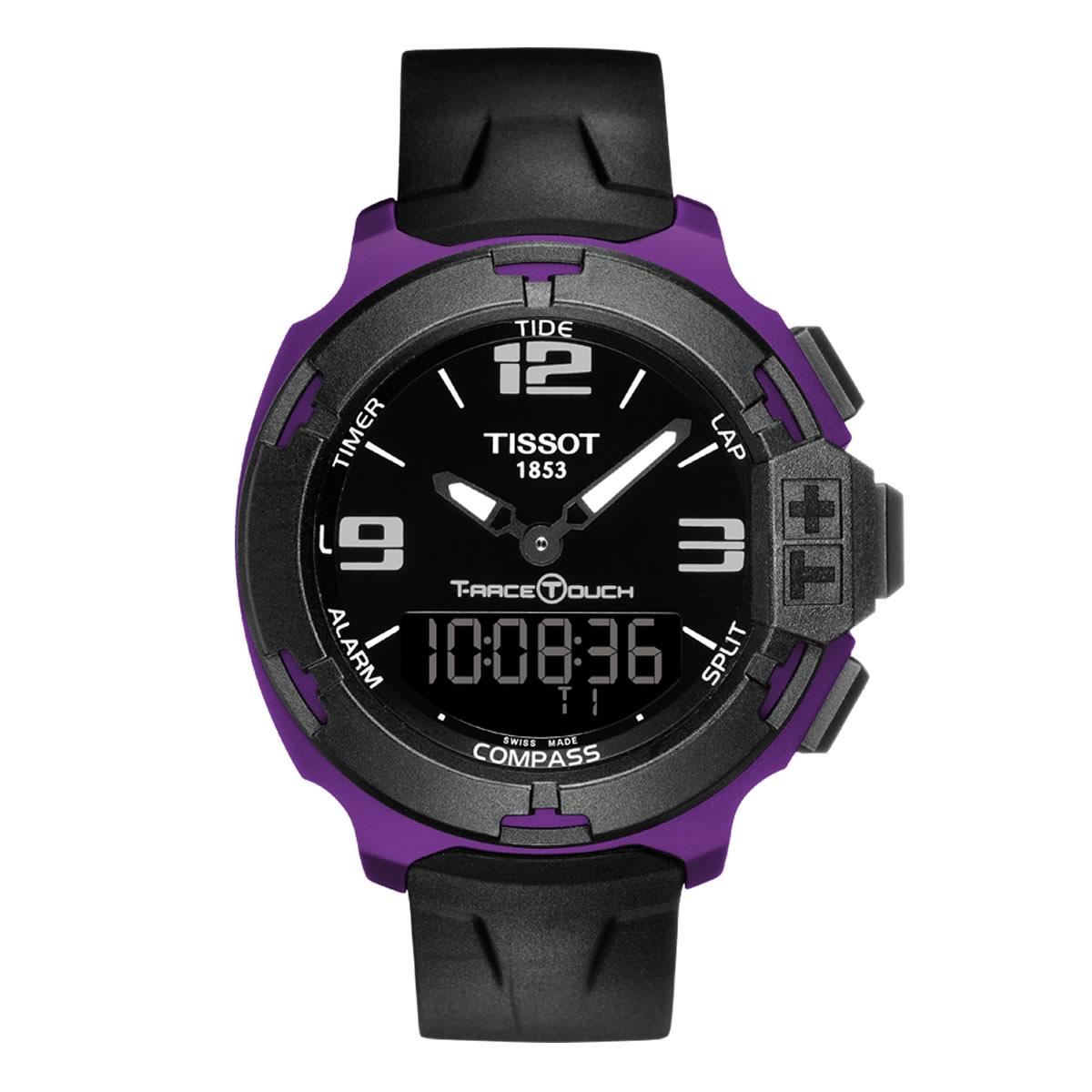 Tissot(ティソ)T-レース タッチ アルミニウム クォーツ T081.420.97.057.05