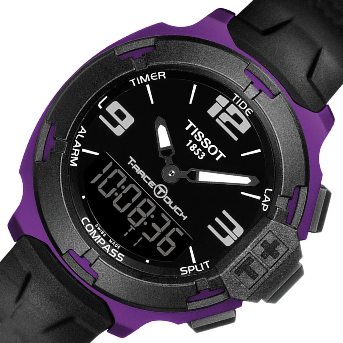 Tissot(ティソ)T-レース タッチ アルミニウム T081.420.97.057.05
