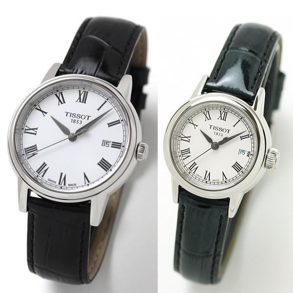 TISSOT 腕時計 デイトカレンダー t0854101601300-t0852101601300