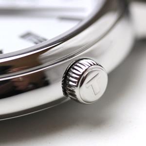 ティソの時計のリューズ