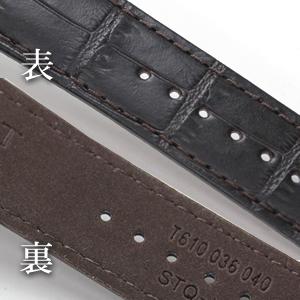 TISSOT(ティソ) 腕時計の茶系革ベルト