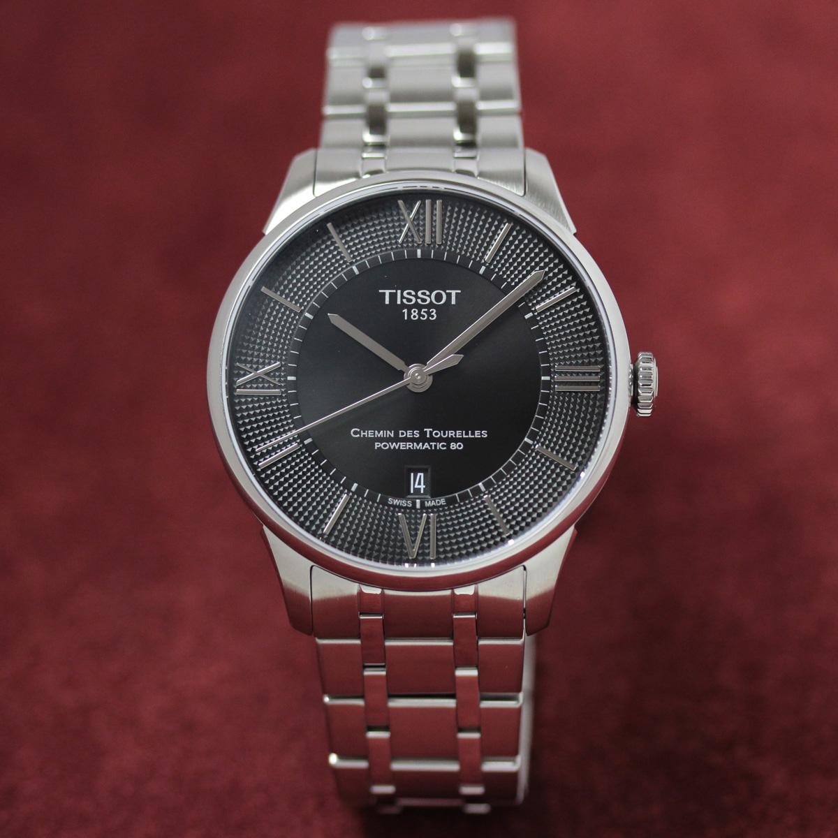 ティソ(Tissot)t0994071105800