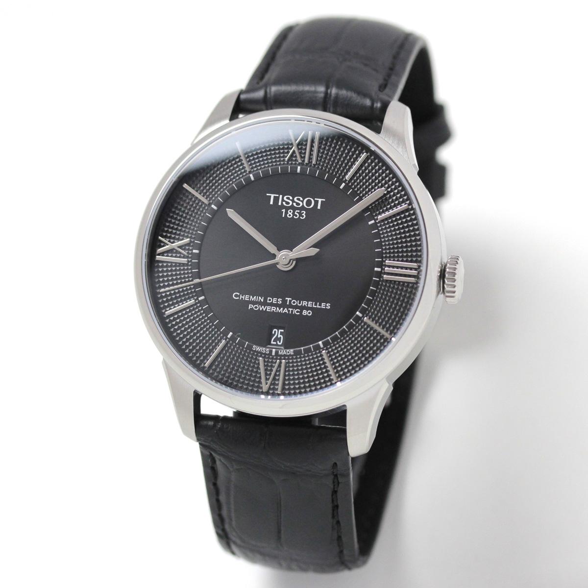 Tissot(ティソ) CHEMIN DES TOURELLES  (シャミン・ド・トゥレル )t0994071605800